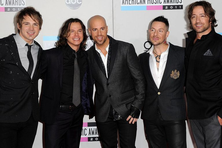 Daughtry at the 2011 American Music Awards