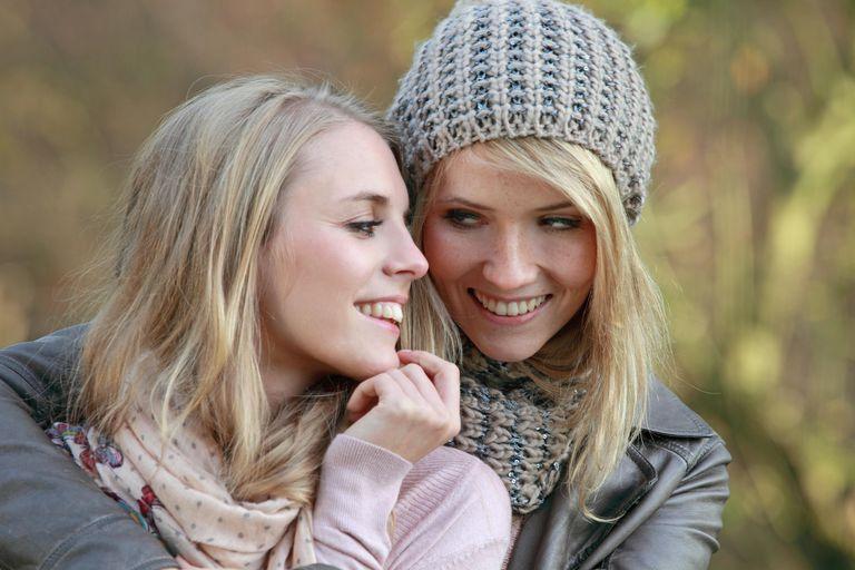 talk to teen lesbians