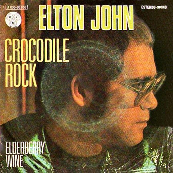 Elton John Crocodile Rock