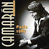 Album Cover for Camaron de la Isla con Tomatito: 'Paris 1987'
