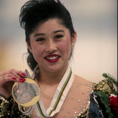 1992 Olympic Champion Kristi Yamaguchi