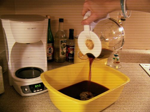 Coffee Dye