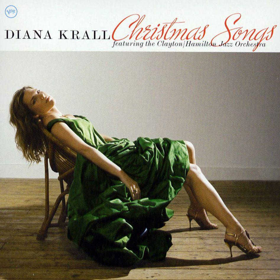 """Diana Krall """"Christmas Songs"""""""