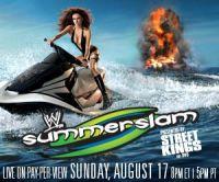 2008 WWE SummerSlam poster