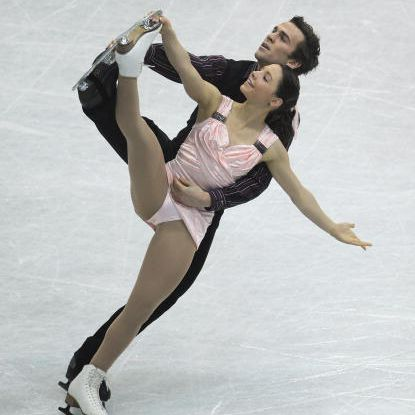 Jessica Dube and Bryce Davison