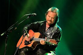 Travis Tritt performs at Franklin Theatre on January 13, 2014 in Franklin, Tennessee.