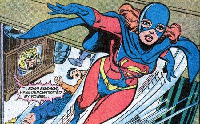 Comic panel of DC Comics Presents Annual #2 (1983)