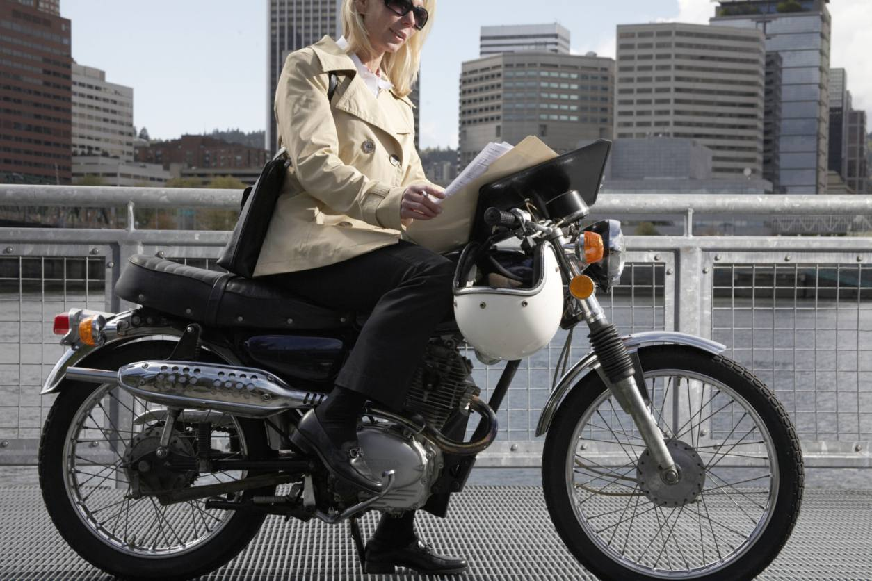 How to Save Gas When Riding Your Motorcycle