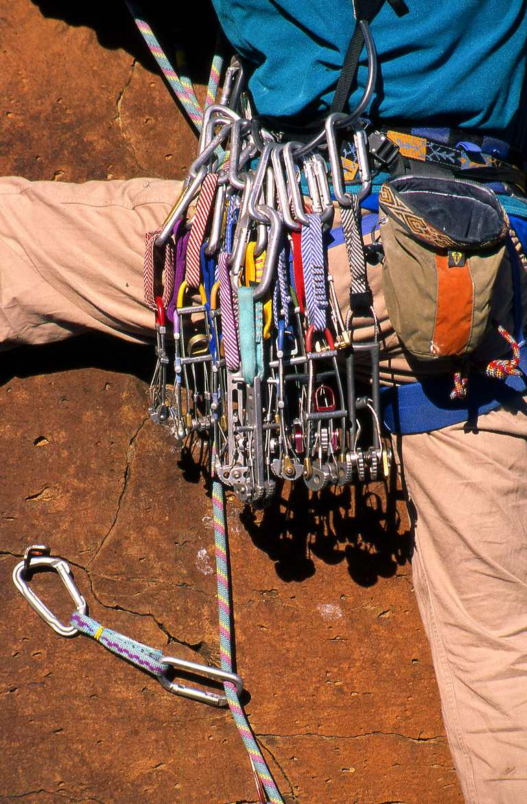 Sugarite Climbers Rack