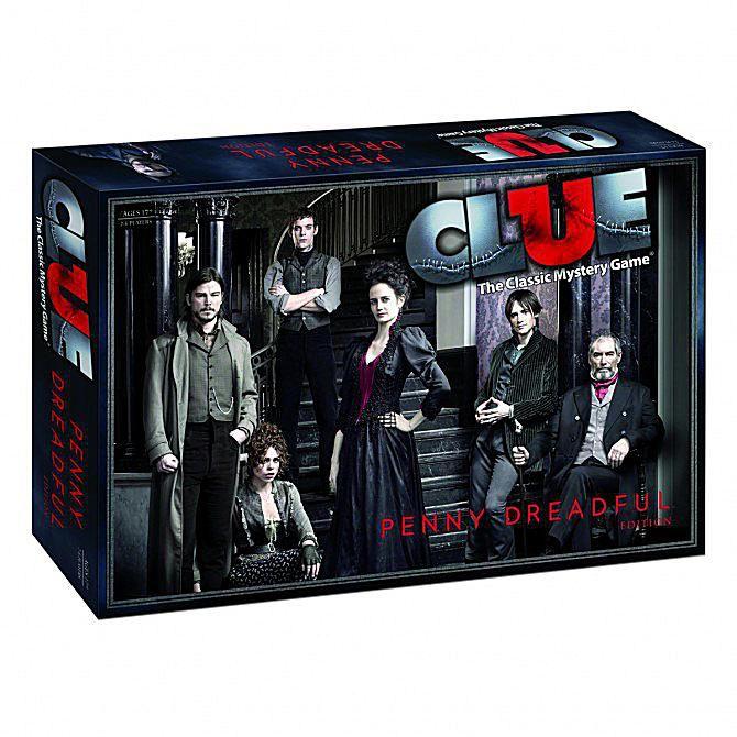 Penny Dreadful Clue Board Game