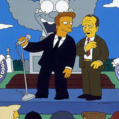 Bart the Fink - Bob Newhart