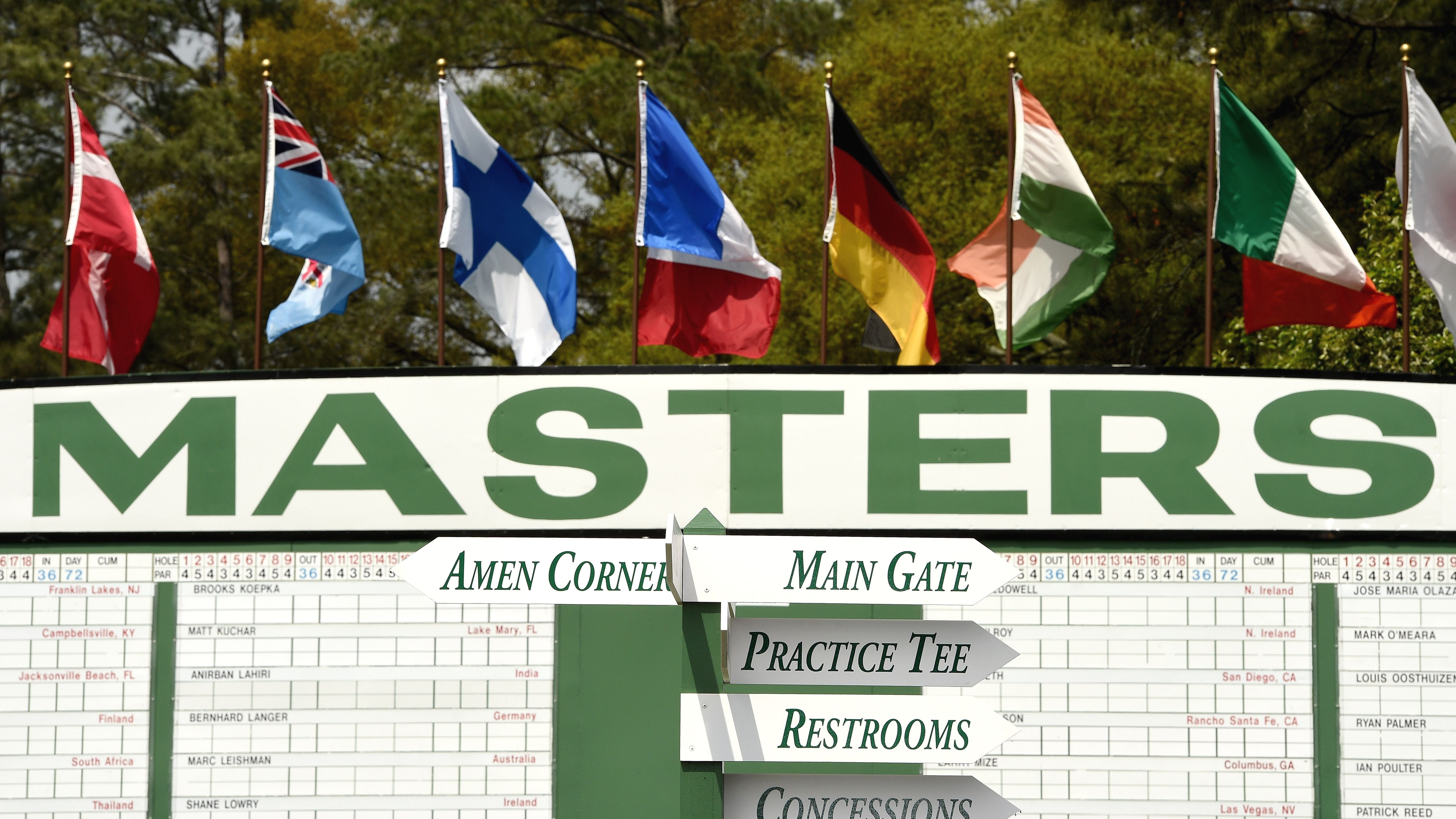 2020 Masters Tournament Dates And Qualifying Info
