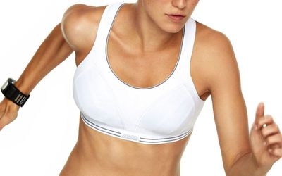 c5d7b9396577b This sports bra by Shock Absorber is designed to provide maximum impact.