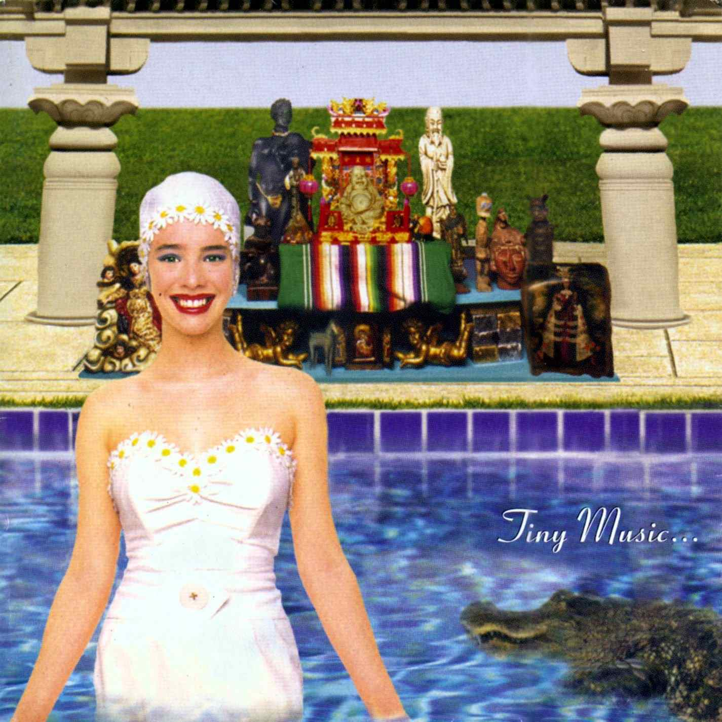 STP Tiny Music…Songs From the Vatican Gift Shop
