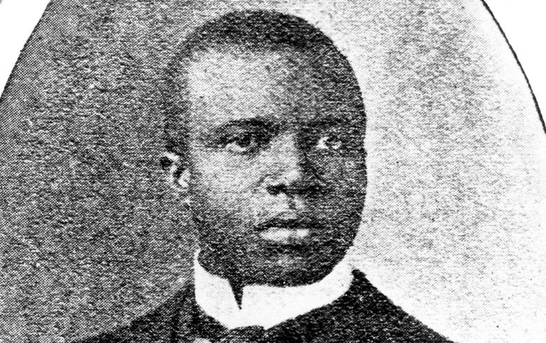Photo of Scott Joplin