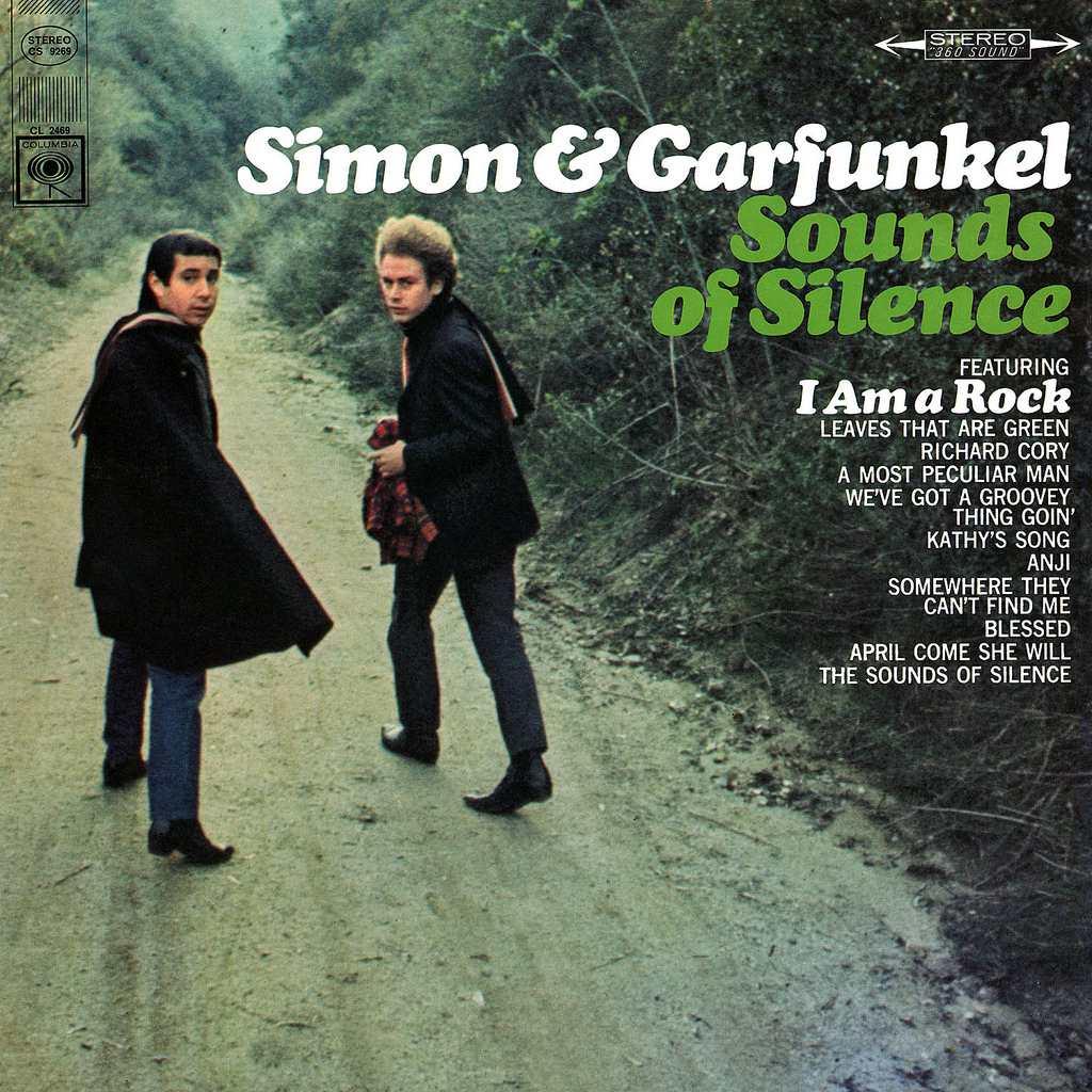 Simon and Garfunkel The Sounds of Silence
