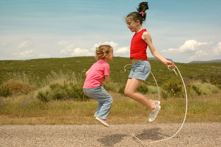 jump rope rhymes