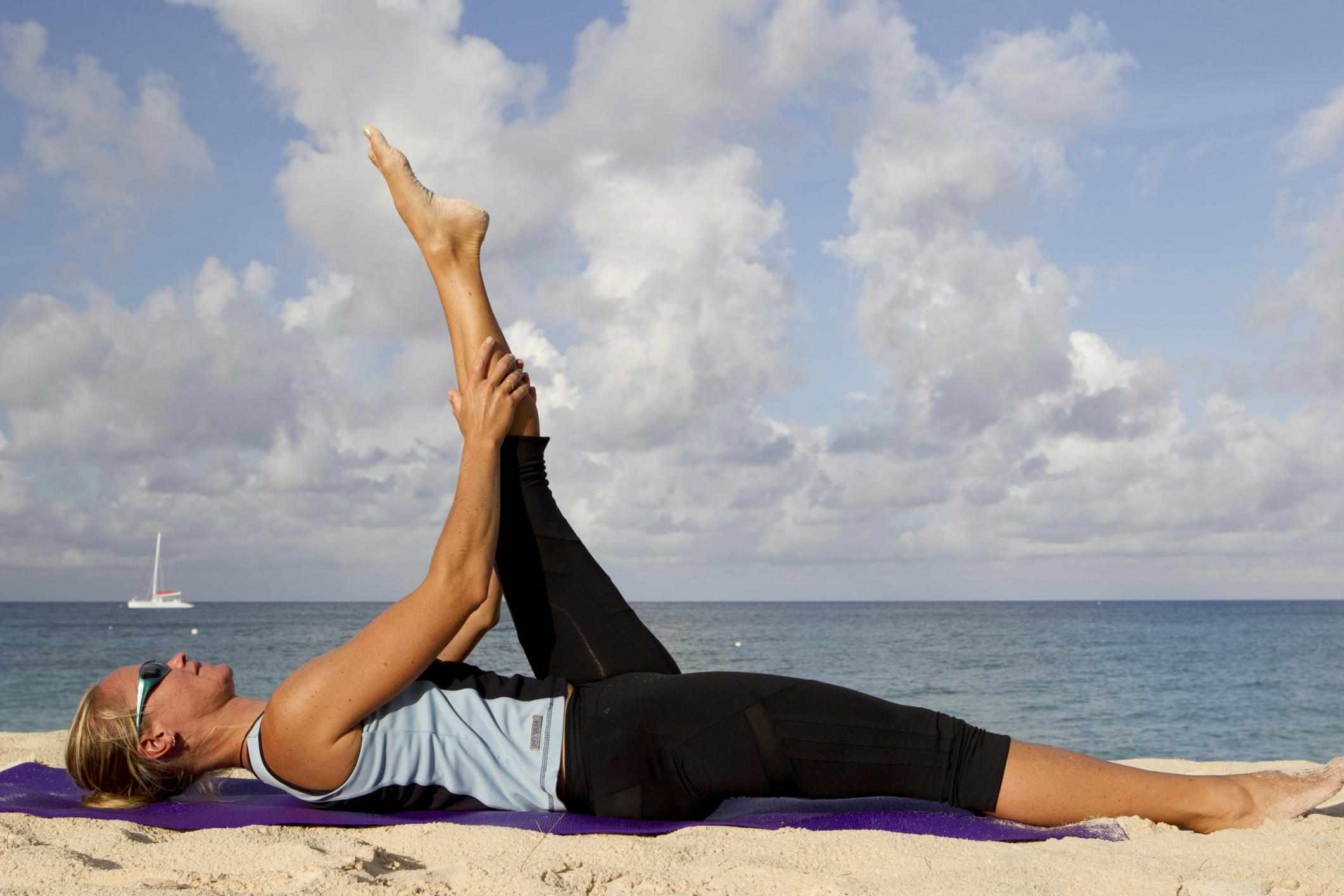 Stretching to increase Dive fitness