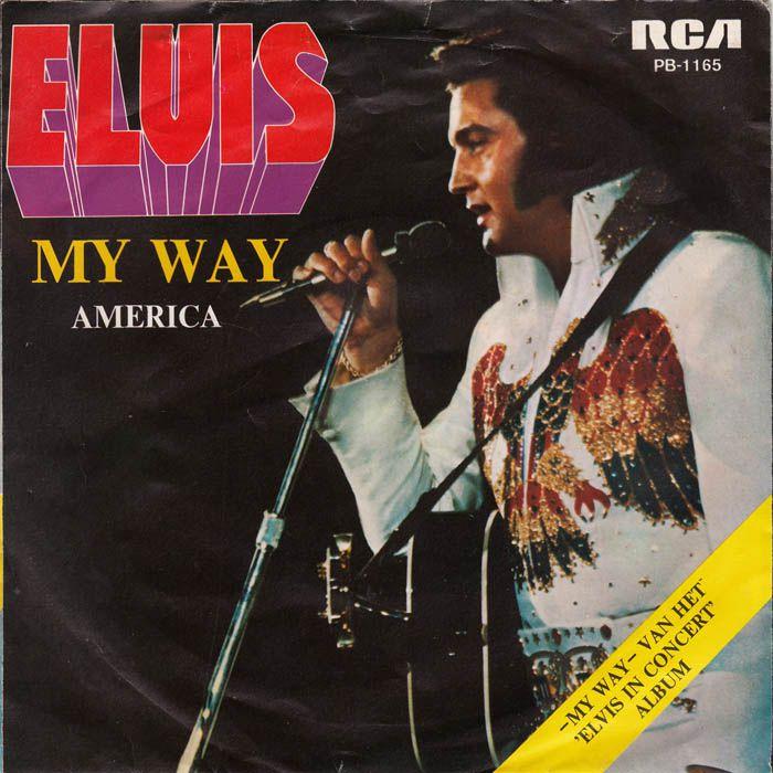 Elvis Presley My Way