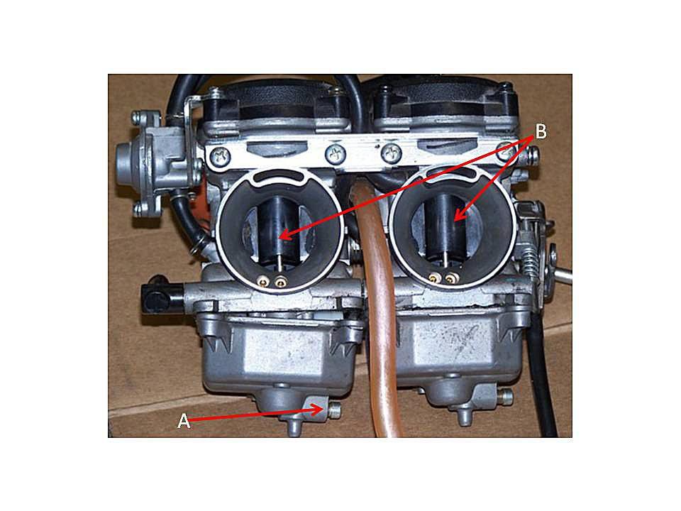 DIY Fix Your Motorcycle's Carburetor