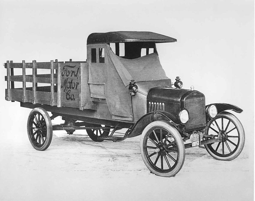 1918 Ford Truck