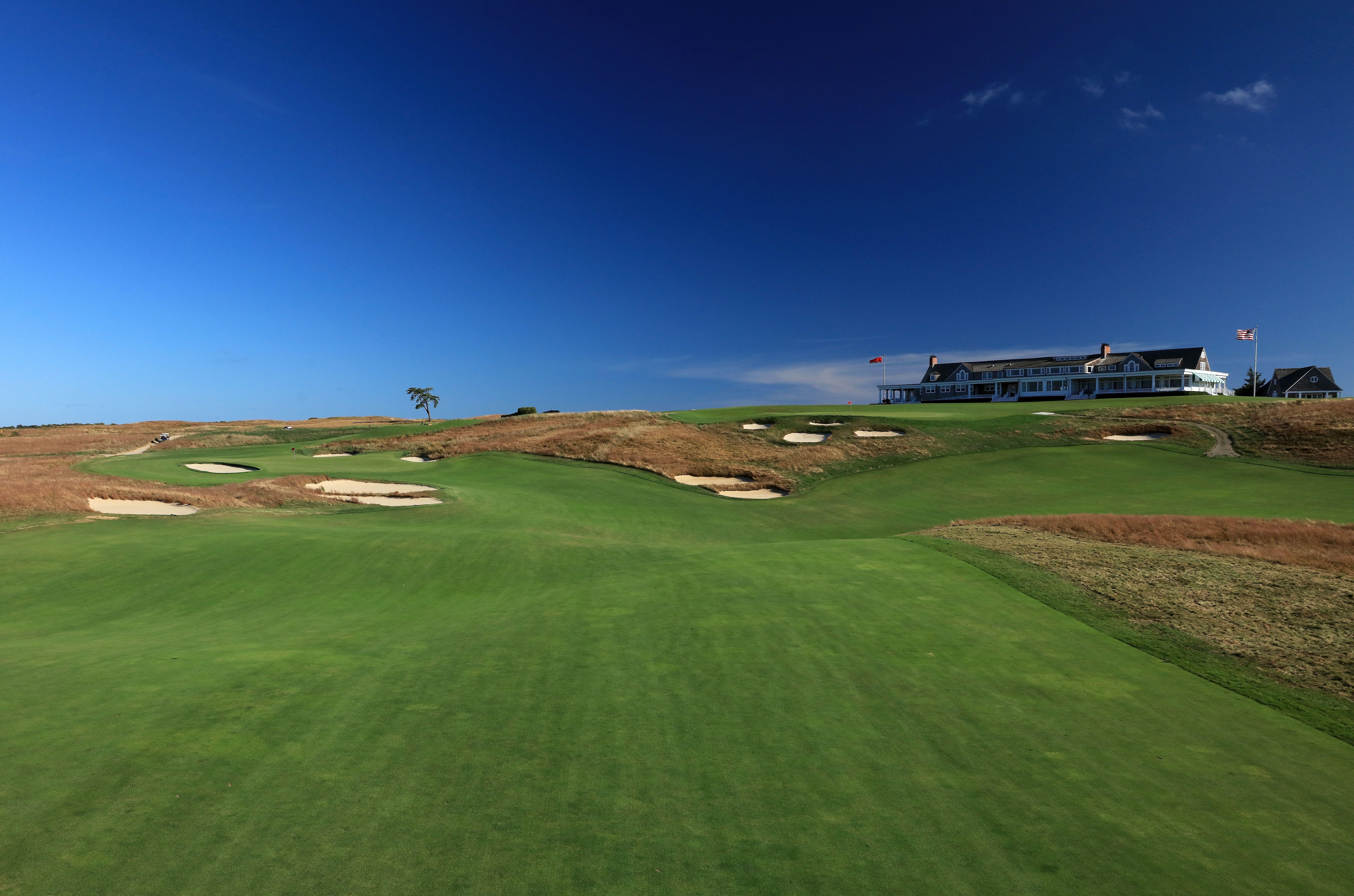 Meet the Historic Shinnecock Hills Golf Club