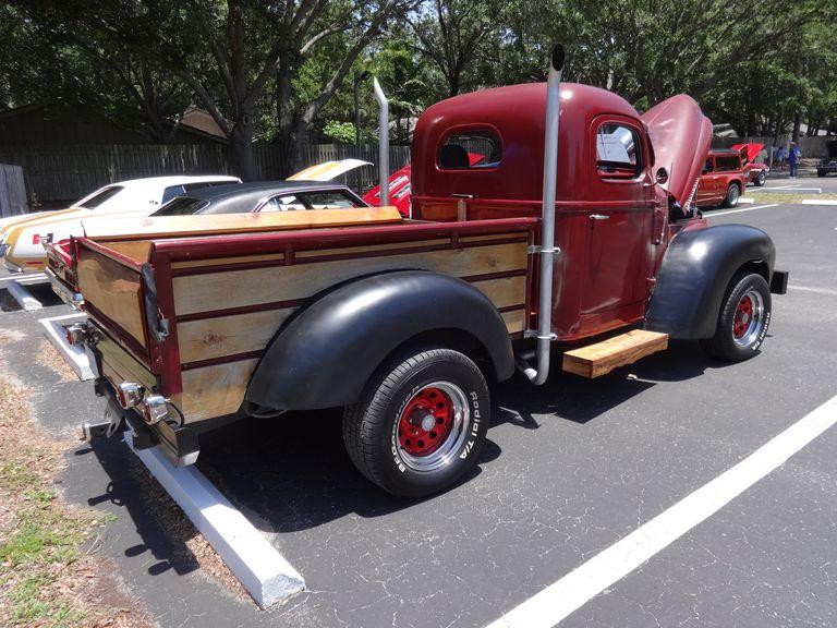Top Five International Pickup Truck Parts - Circus