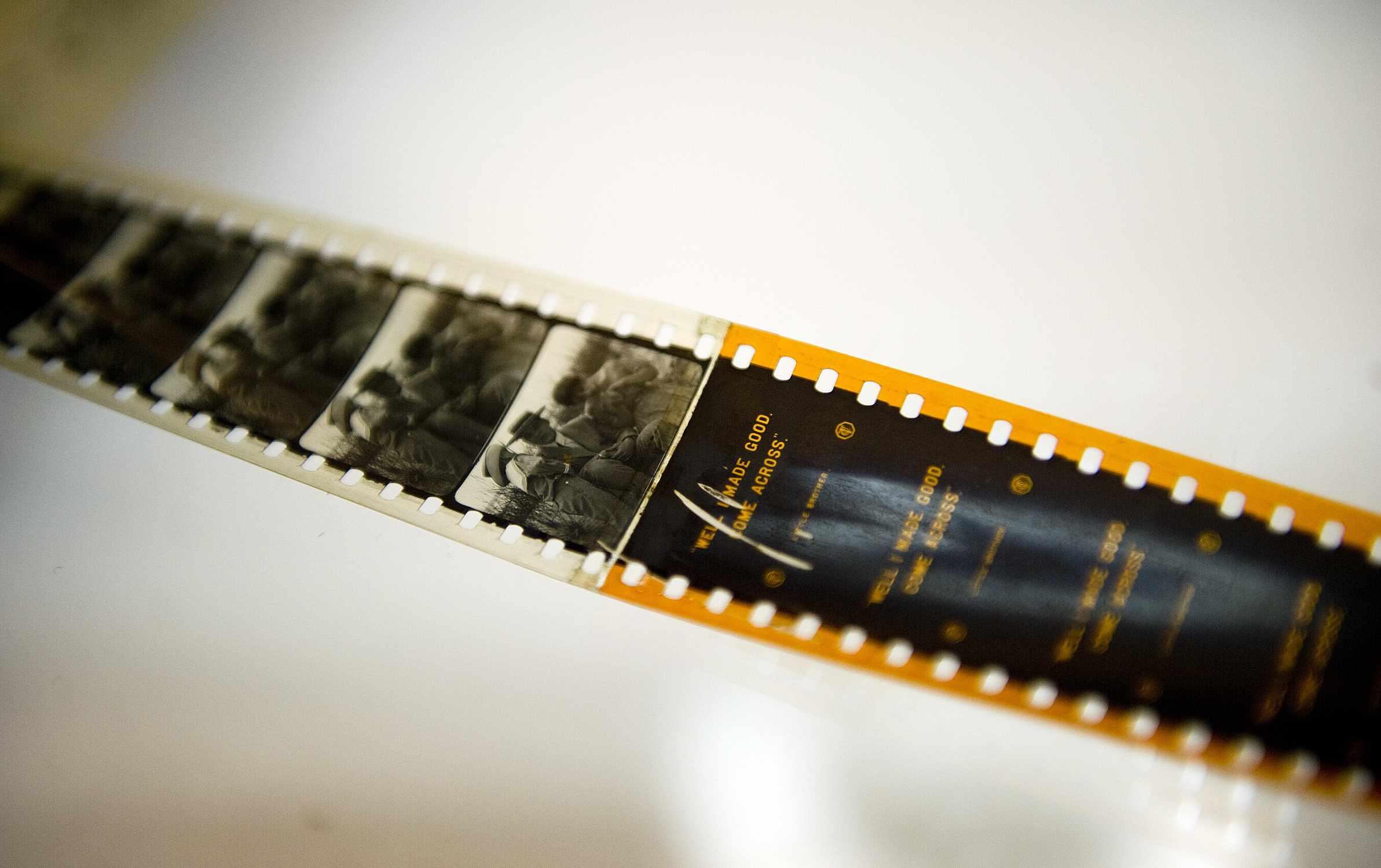 Color filmstrip