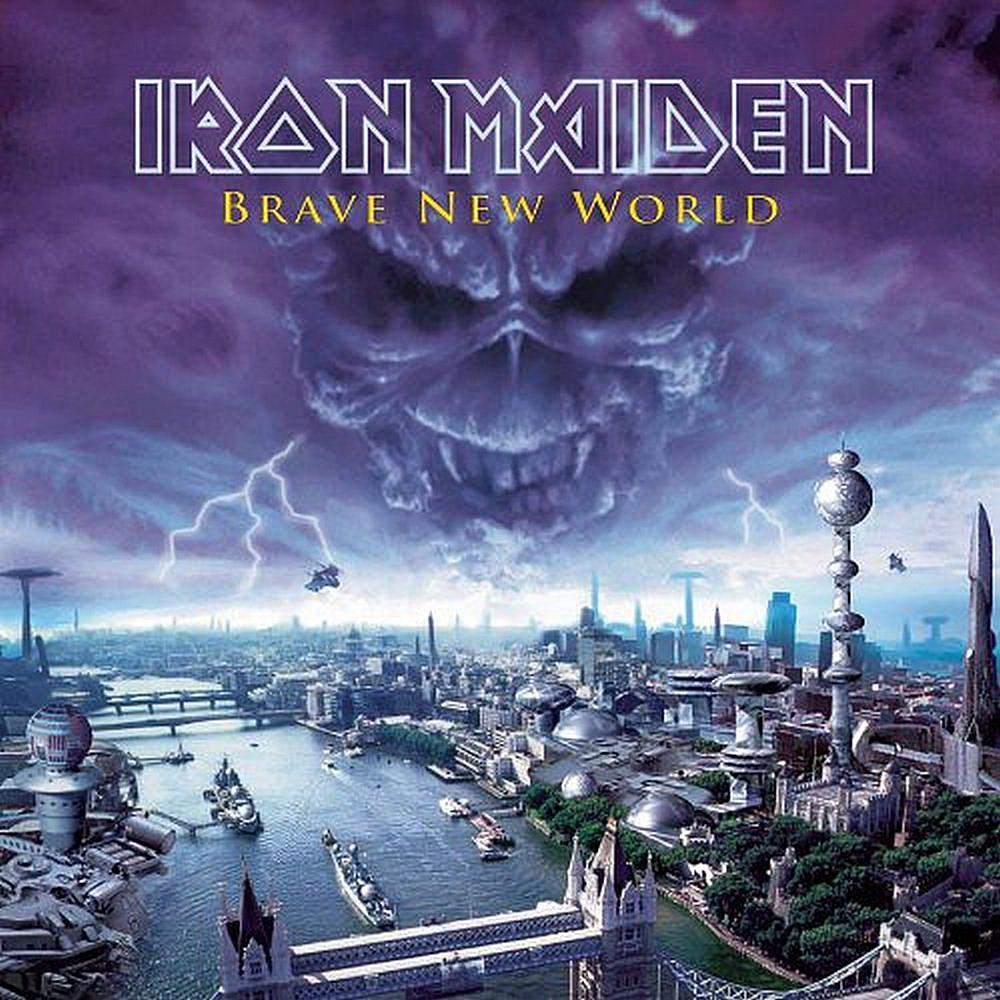 Iron Maiden - 'Brave New World'
