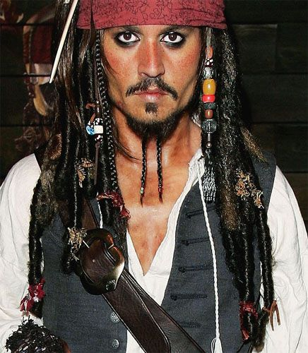 How To Make A Jack Sparrow Costume