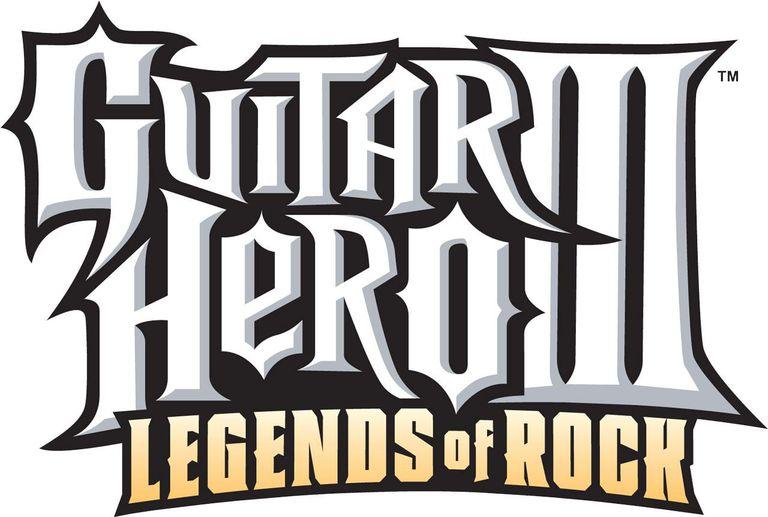 Guitar Hero III: Legends of Rock logo