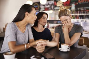 Distancing yourself from a friend can help you establish safe boundaries.