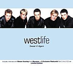 """Westlife - """"Swear It Again"""""""