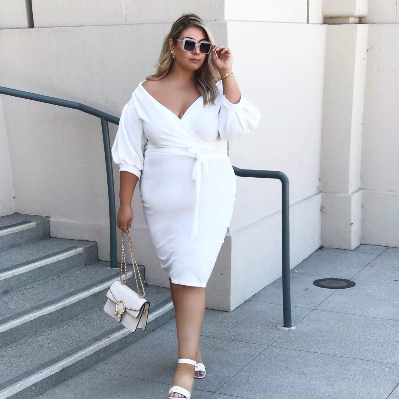 22 Plus Size Outfit Ideas for Parties and Going Out