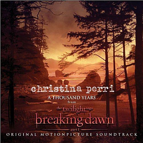 """Christina Perri - """"A Thousand Years"""""""