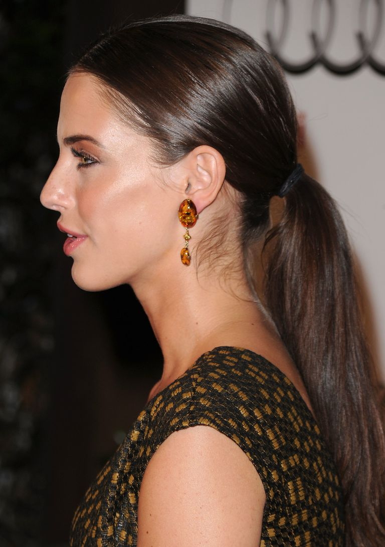 The Trendiest Ponytail Hairstyles For Prom