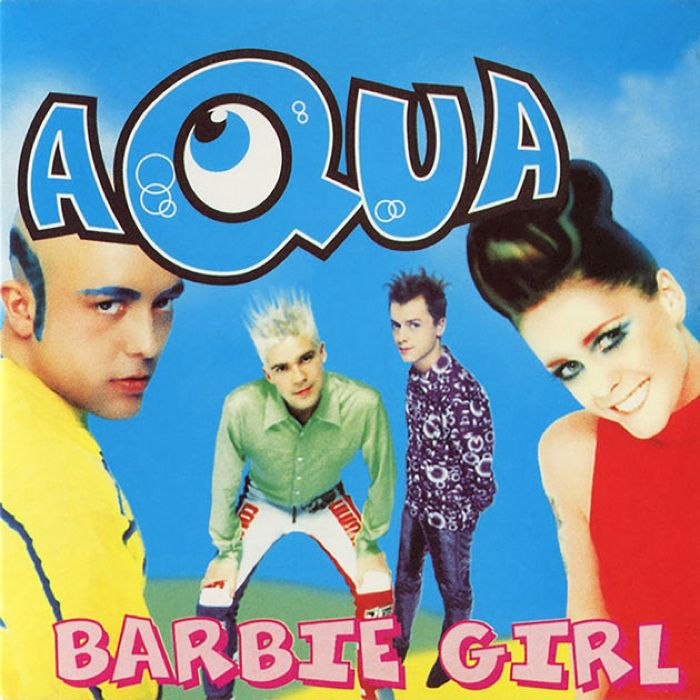 Aqua's Barbie Girl