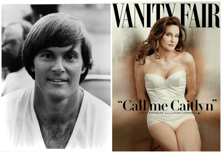 Bruce Jenner's transition