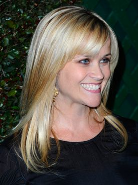 Reese Witherspoon with bangs