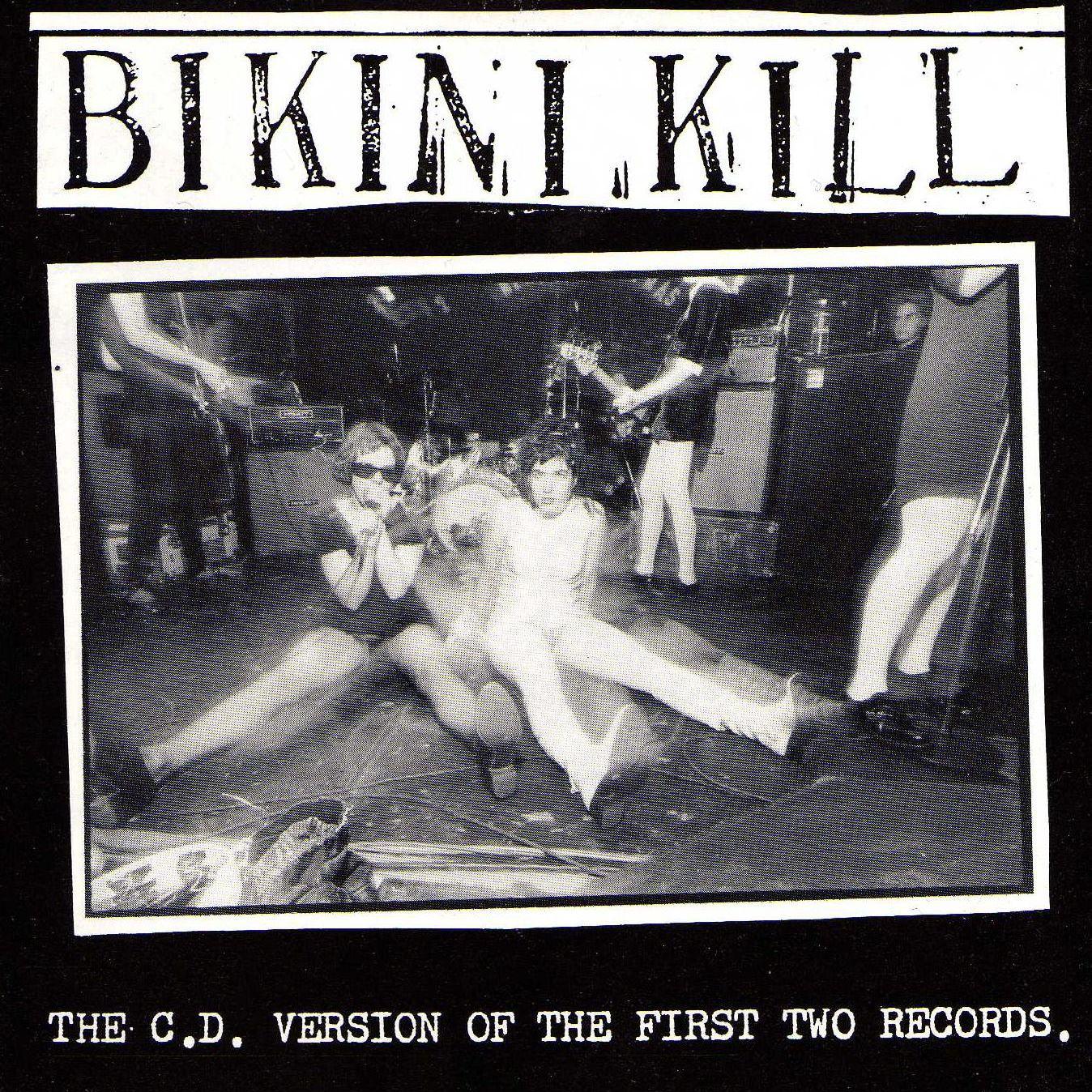 Album art for Bikini Kill -