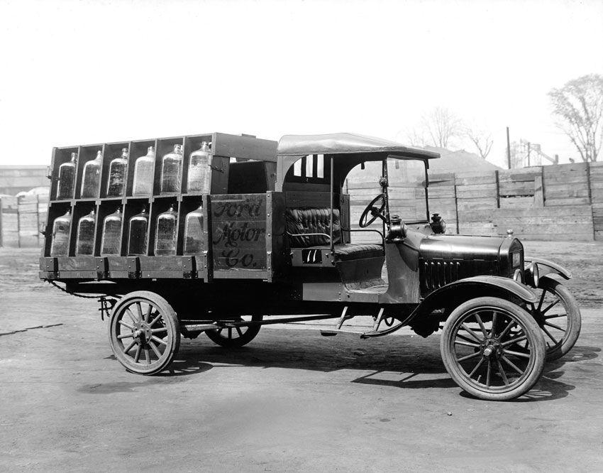 1924 Ford Model TT Pickup Truck