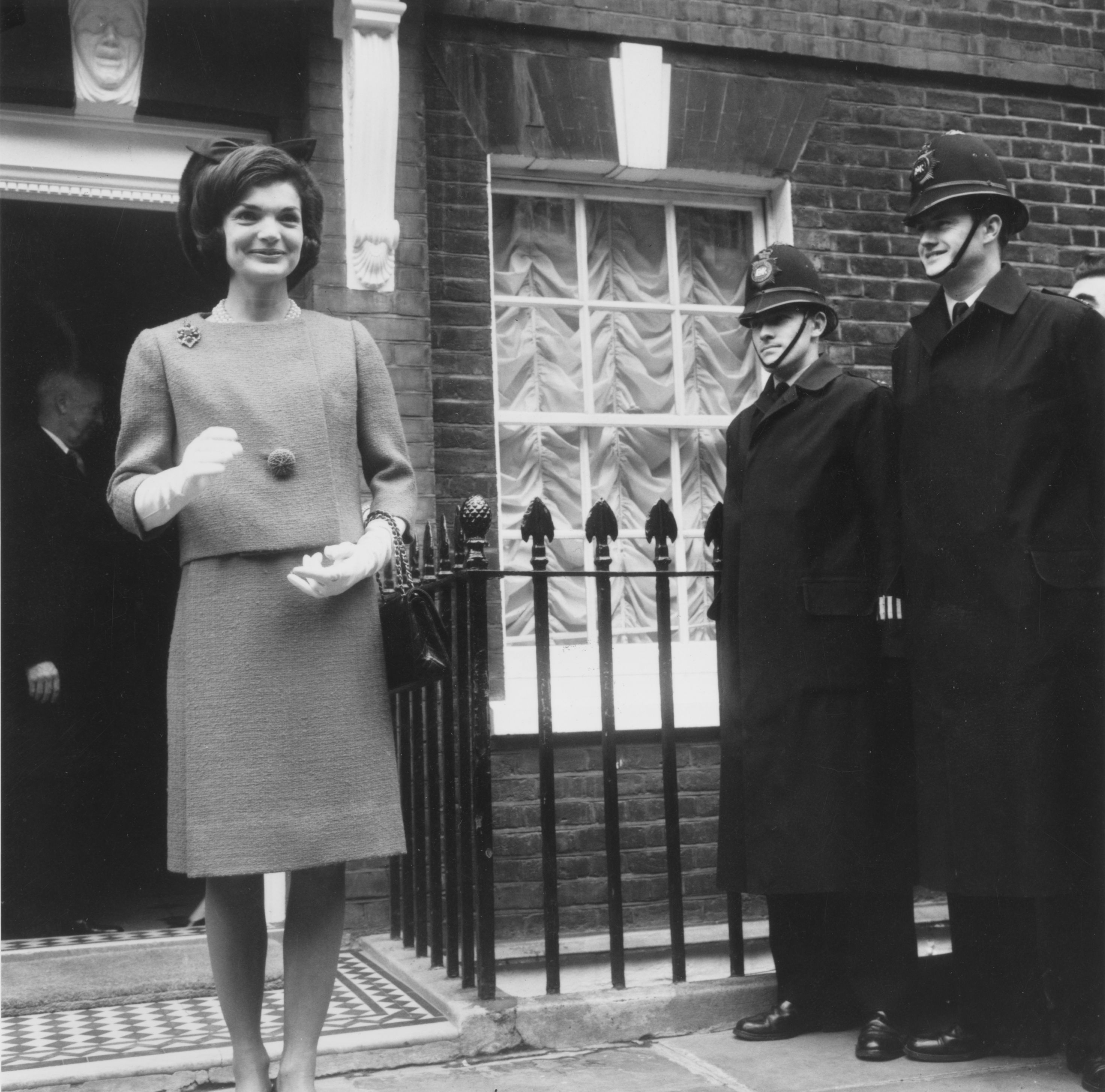 Jackie Kennedy's Iconic 1960s Style