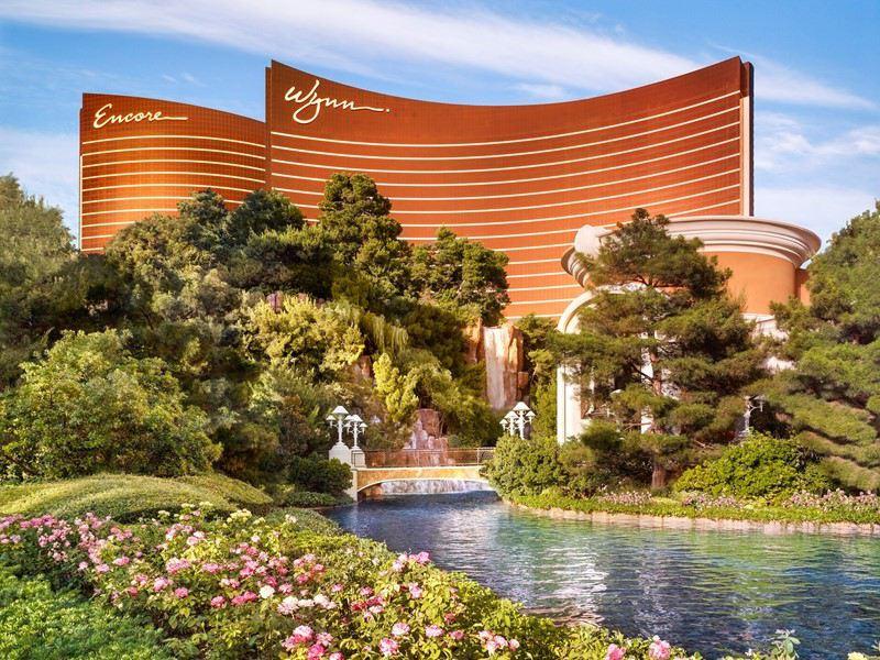 Photo of the Wynn Las Vegas