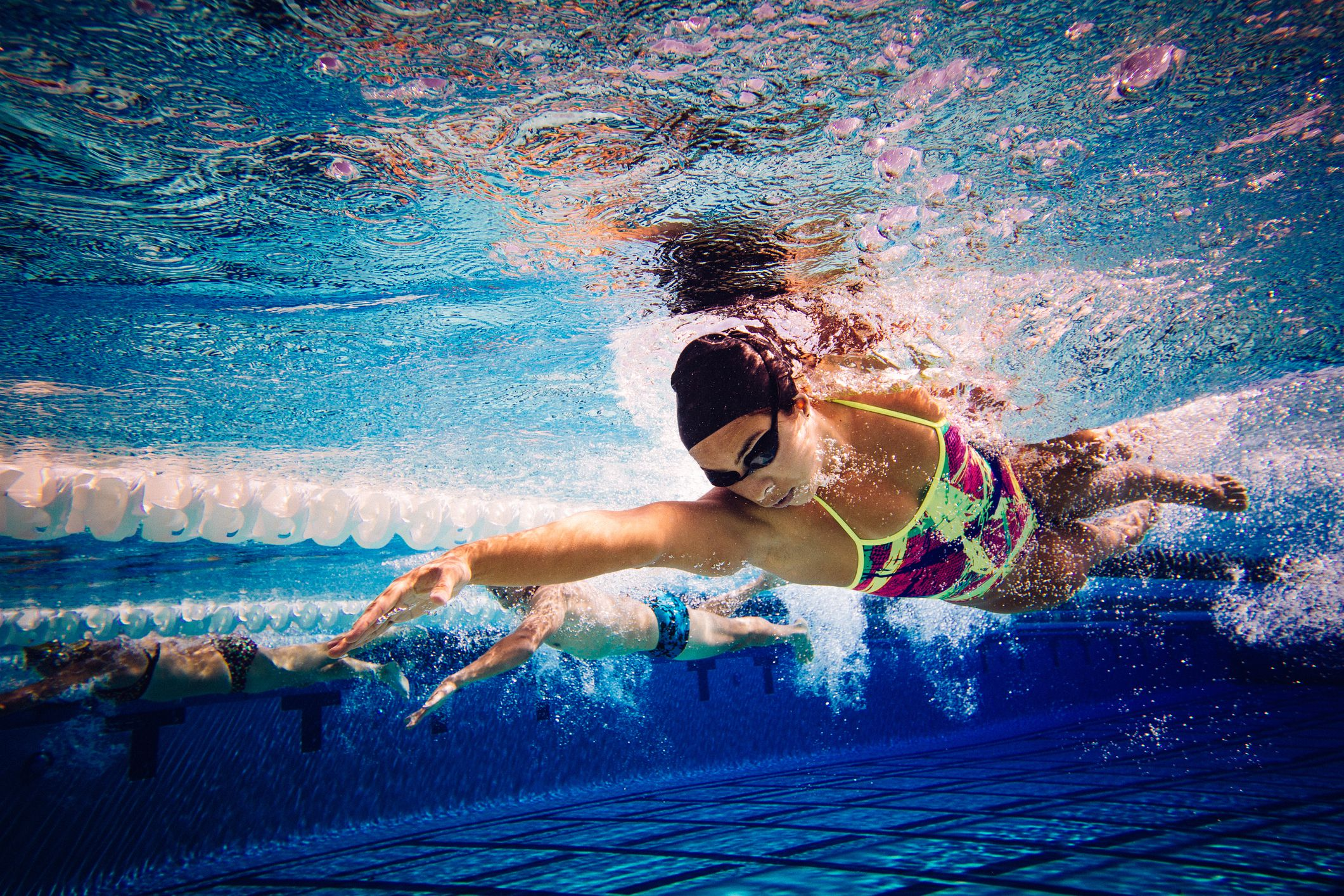 45065be9cef Swim Gear: What You Need and What You Don't