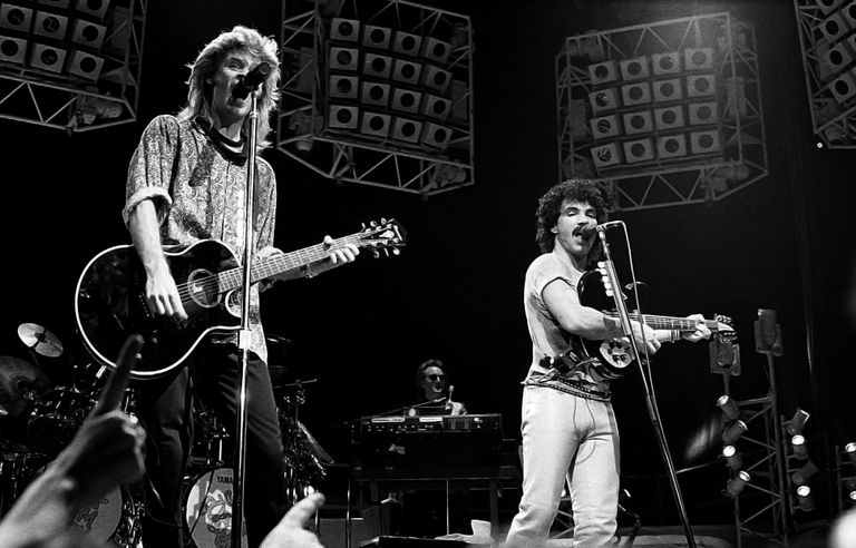 Top '80s Songs by American Pop Duo Hall & Oates