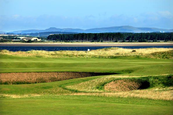 Old Course at St. Andrews Hole 7