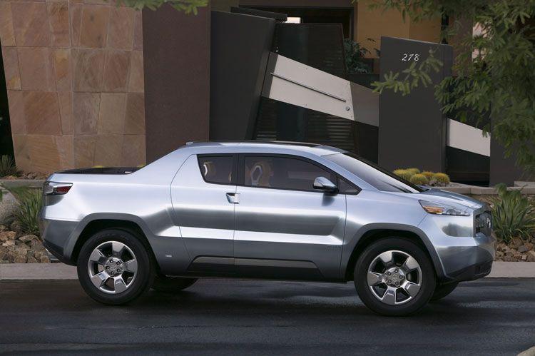 Hybrid Truck Toyota Abat