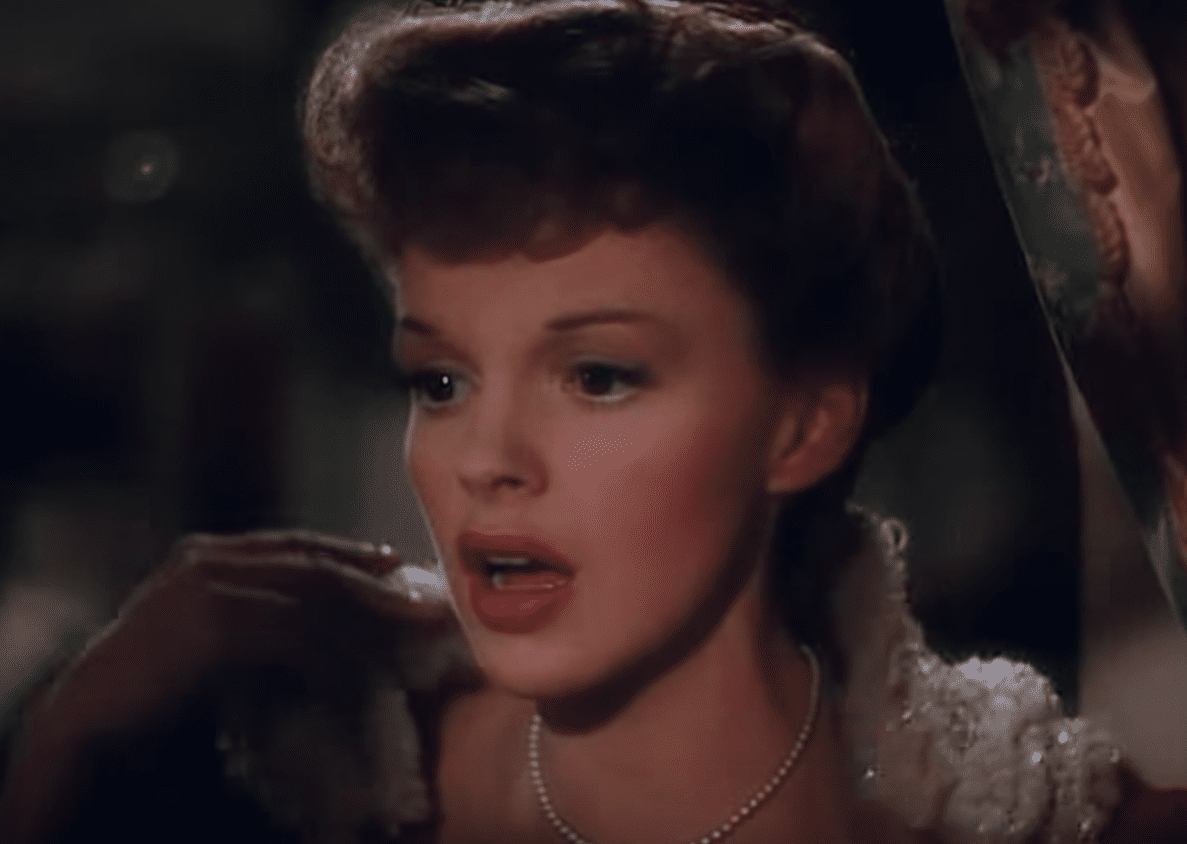 Judy Garland Have Yourself a Merry Little Christmas