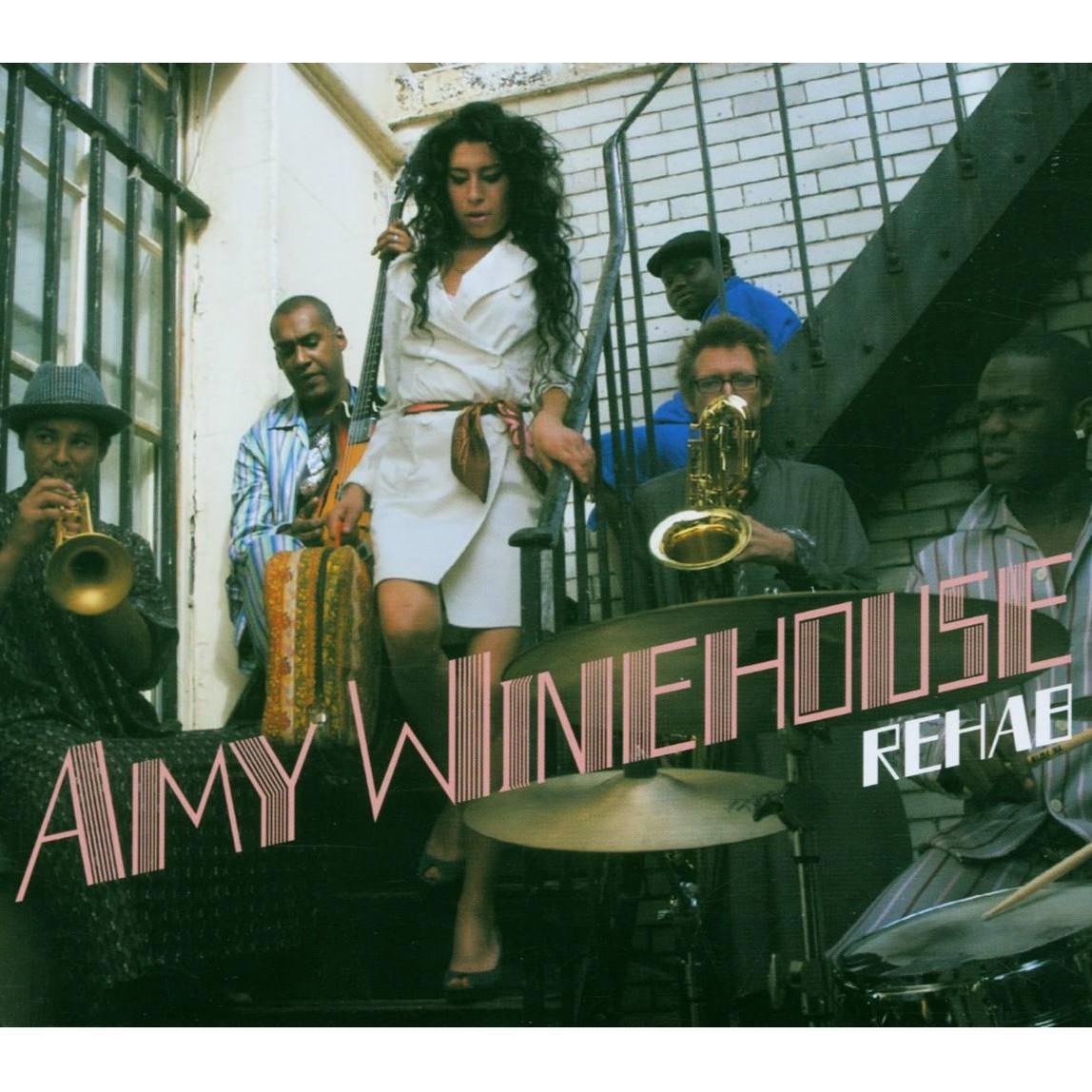 "Amy Winehouse - ""Rehab"""