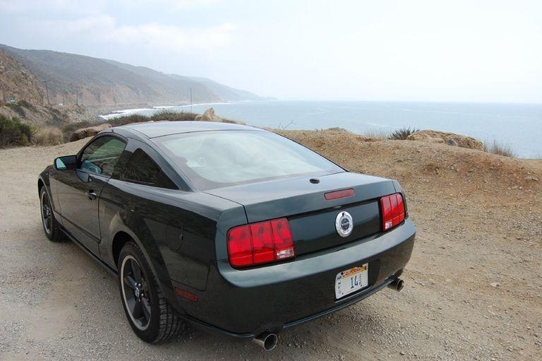 Test Drive: 2009 Ford Bullitt Mustang